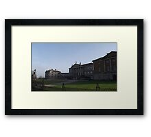 National Trust Kedleston Hall, Derbyshire Framed Print