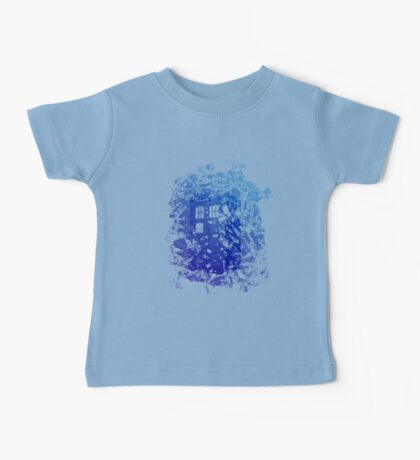 Tardis Shirt Baby Tee