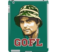 GOFL iPad Case/Skin