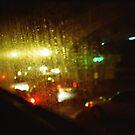 Raindrops Keep Falling - Lomo by Yao Liang Chua