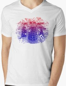 EXTERMINATE!! Mens V-Neck T-Shirt