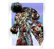 Garbage Man Poster