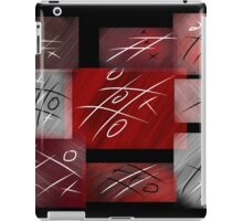 Noughts and Crosses iPad Case/Skin