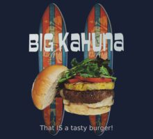 Big Kahuna Burger by halo13del