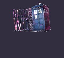 TARDIS T-SHIRT B Unisex T-Shirt