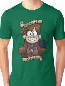 Born 2 Knit Unisex T-Shirt