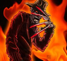 Freddy Kruger by AngelGirl21030
