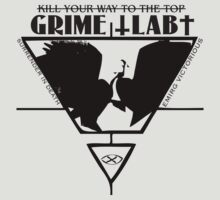 Grime Lab inverted Pyramid by Maestro Hazer