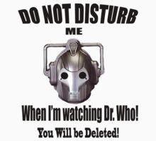 Do Not Disturb! by Nadya Johnson