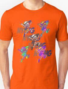 Paper Jam Pop Art T-Shirt
