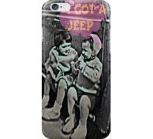 I got a jeep iPhone Case/Skin