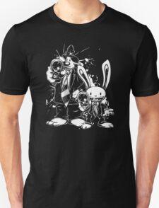 Sam and Max X Pulp Fiction T-Shirt