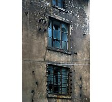 Broken Windows, Neunkirchen Photographic Print