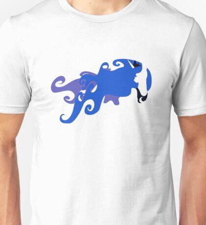 Luna Simplistic Unisex T-Shirt