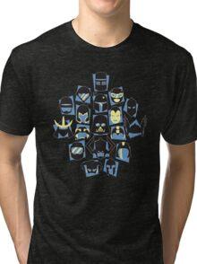 Helmets Tri-blend T-Shirt