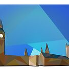 Houses of Parliament by Jack Howse