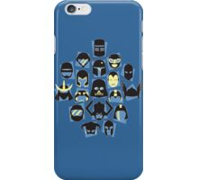 Helmets iPhone Case/Skin