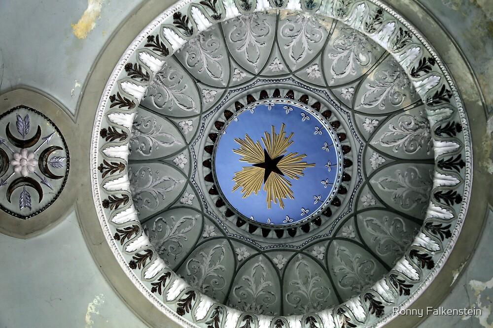 Schwetzingen Castle - Inside the mosque #2 by Ronny Falkenstein