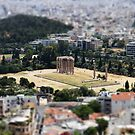 Athens Miniature II by Lee Eyre