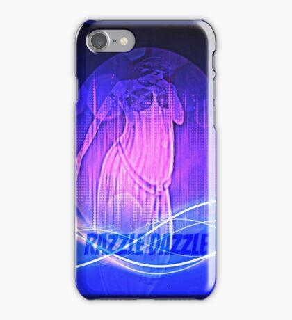 razzle dazzle iPhone Case/Skin