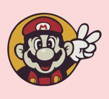 Mario Peace One Piece - Long Sleeve