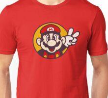 Mario Peace Unisex T-Shirt