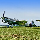 Flightline Panorama - Duxford 26.05.2013 by Colin J Williams Photography
