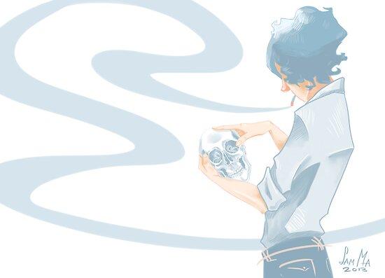 Artist! Sherlock 2 by Voodooling