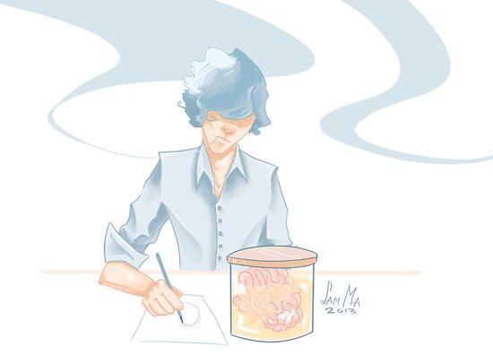 Artist! Sherlock 3 by Voodooling
