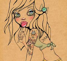 Gretel by LeaBarozzi