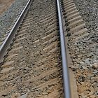 Train Tracks by FontaineN