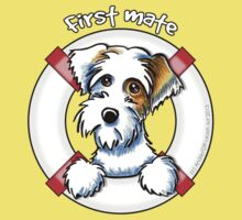 Sealyham Terrier Badger :: First Mate Kids Clothes
