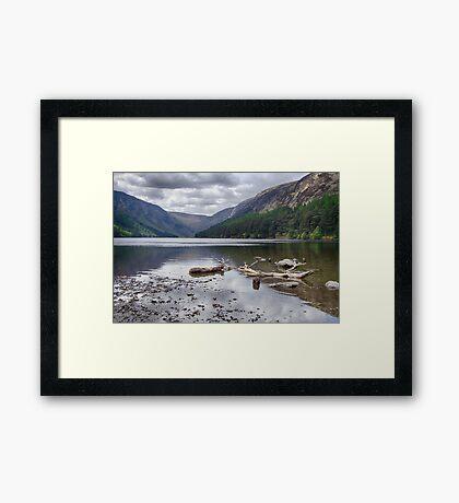 Upper Lake Framed Print