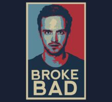 Jesse Pinkman Breaking Bad HOPE by RC-XD