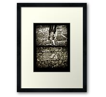 We must be willing to pay a price for freedom. Framed Print