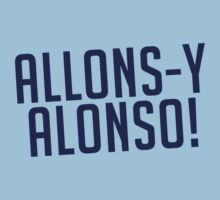 Allons-y Alonso! Kids Clothes