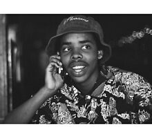 """new phone who dis"" Earl Sweatshirt by Brandon Jobson"