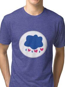 Grumpy Care Bear Tri-blend T-Shirt
