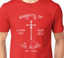 Knights of the Blood Guild Shirt Unisex T-Shirt
