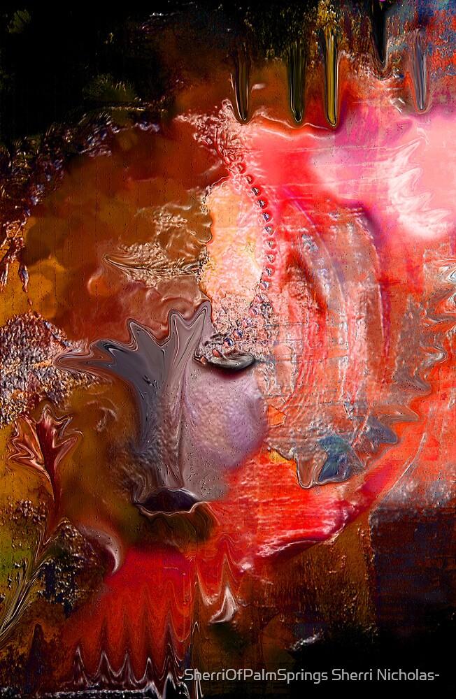 QUEEN OF THE JUNGLE by Sherri     Nicholas