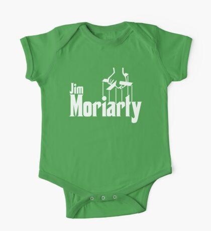 Jim Moriarty (Sherlock) One Piece - Short Sleeve