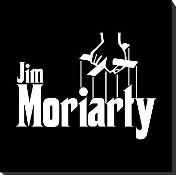 Jim Moriarty (Sherlock) by huckblade