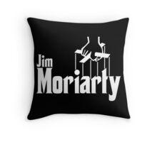 Jim Moriarty (Sherlock) Throw Pillow