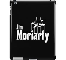 Jim Moriarty (Sherlock) iPad Case/Skin