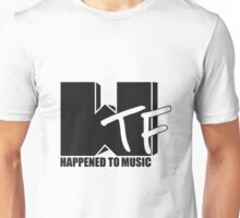WTF Happened? solid Unisex T-Shirt