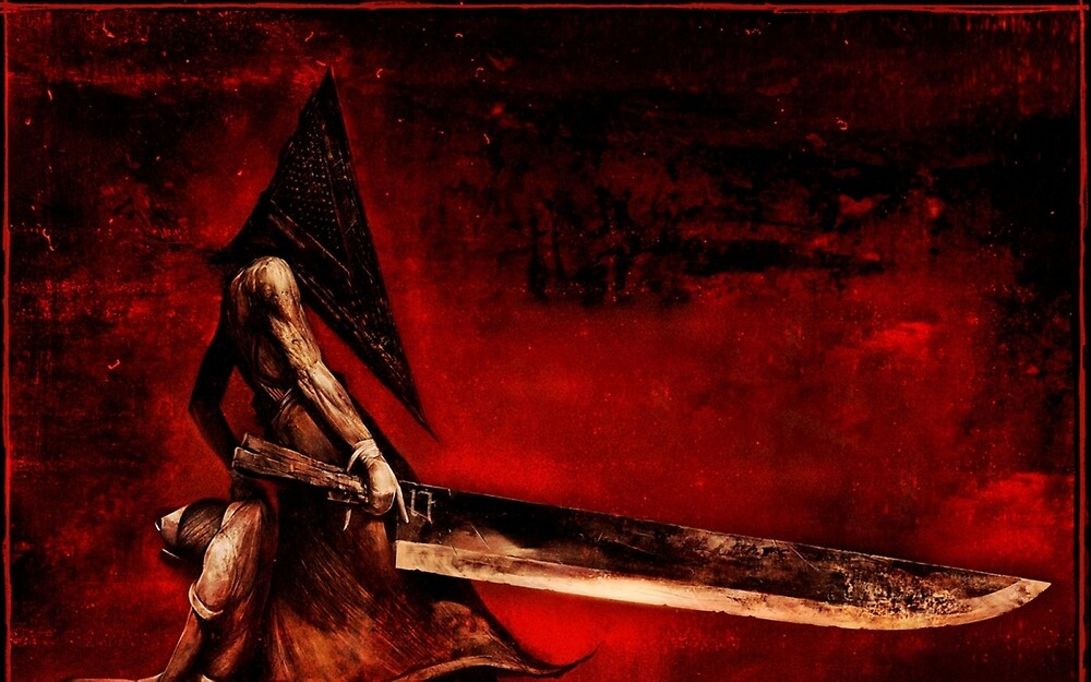 Pyramid head silent hill by yipyip