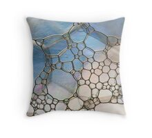 Soap Film - 05 Throw Pillow