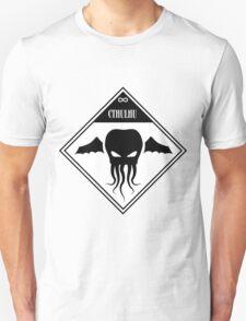 Cthulhu Shipping Placard T-Shirt