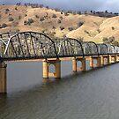 Bethanga Bridge Lake Hume NSW by Pauline Tims