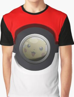 Pikaball Graphic T-Shirt